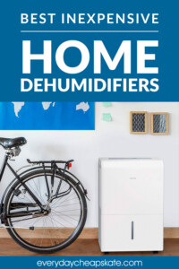 Best Inexpensive Home Dehumidifiers