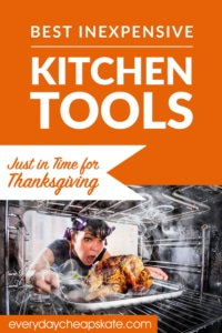 Just in Time for Thanksgiving—Best Inexpensive Kitchen Tools