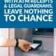 With ATM Receipts and Legal Guardians, Leave Nothing to Chance