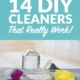 14 of the Very Best Homemade Cleaners That Really Work
