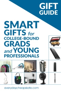 Smart Gifts for College-Bound Grads and Young Professionals