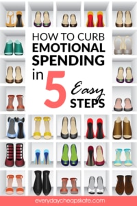 How to Curb Emotional Spending in 5 Easy Steps