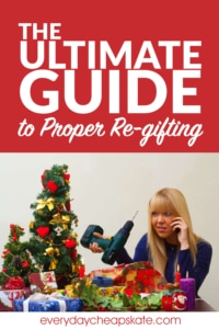 The Ultimate Guide to Proper Re-gifting