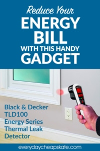 Reduce Your Energy Bill with this Handy Gadget