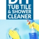 DIY Tub Tile and Shower Cleaner