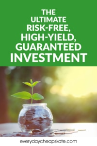 The Ultimate Risk-Free, High-Yield, Guaranteed Investment