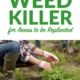 Weed Killer for Areas to be Replanted