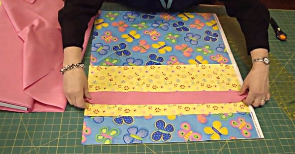 Jenny Dolan MSQ pillowcase tutorial