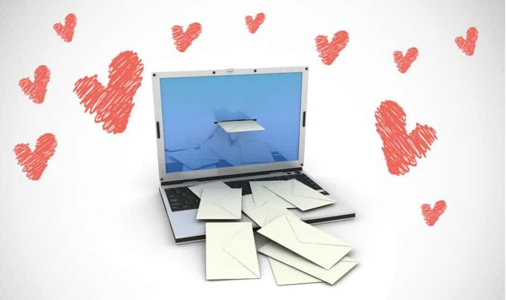 computer-simulation-showing-letters-arriving-filled-with-brilliant-ideas-and-lots-of-love