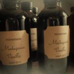 Mary's 2013 homemade Madagascar vanilla extract