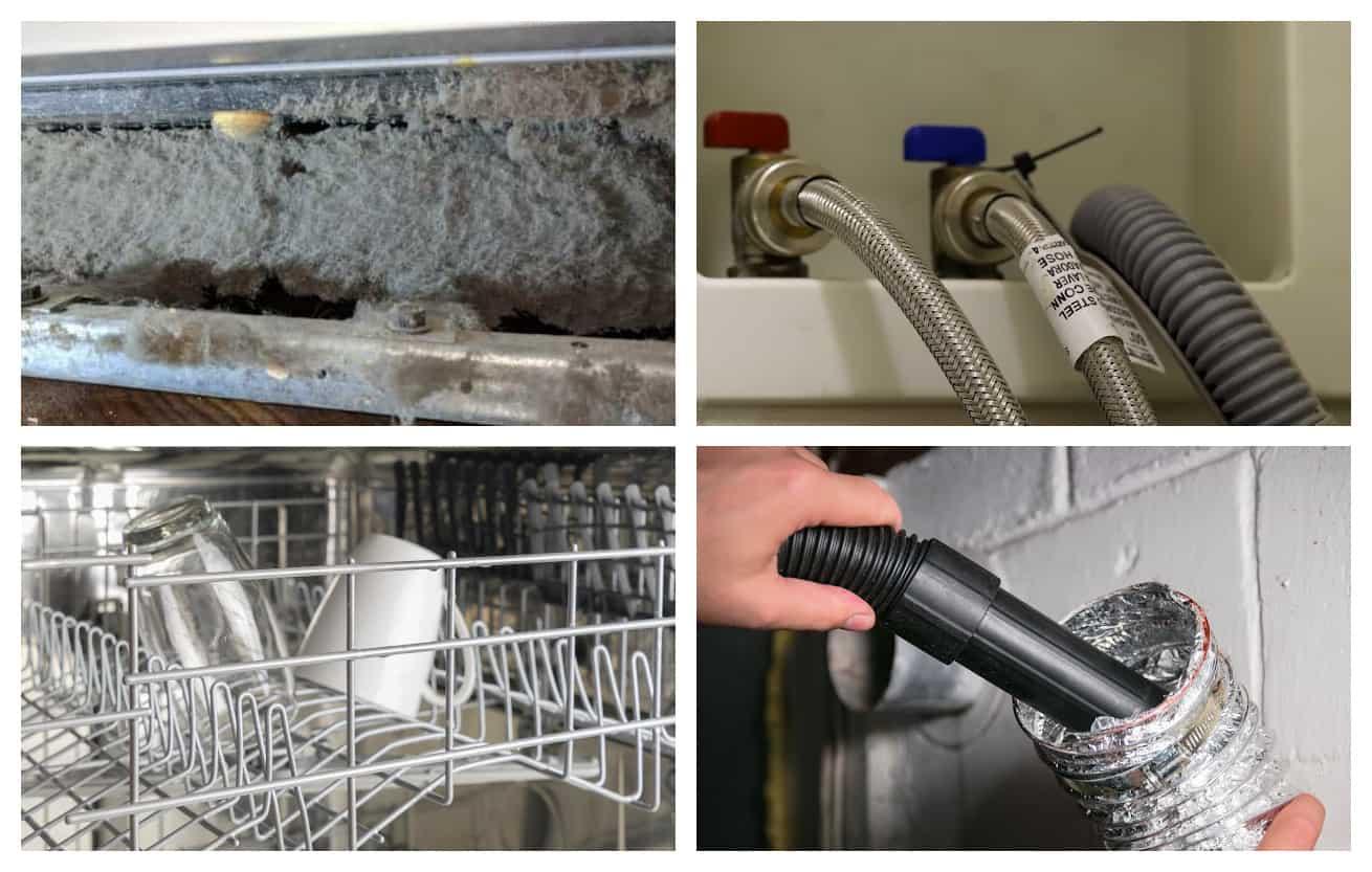 home DIY appliance mainteanance collage-3