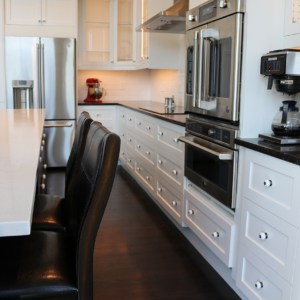 my clean kitchen