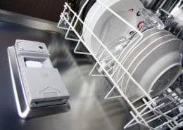 Dishwasher and Detergent