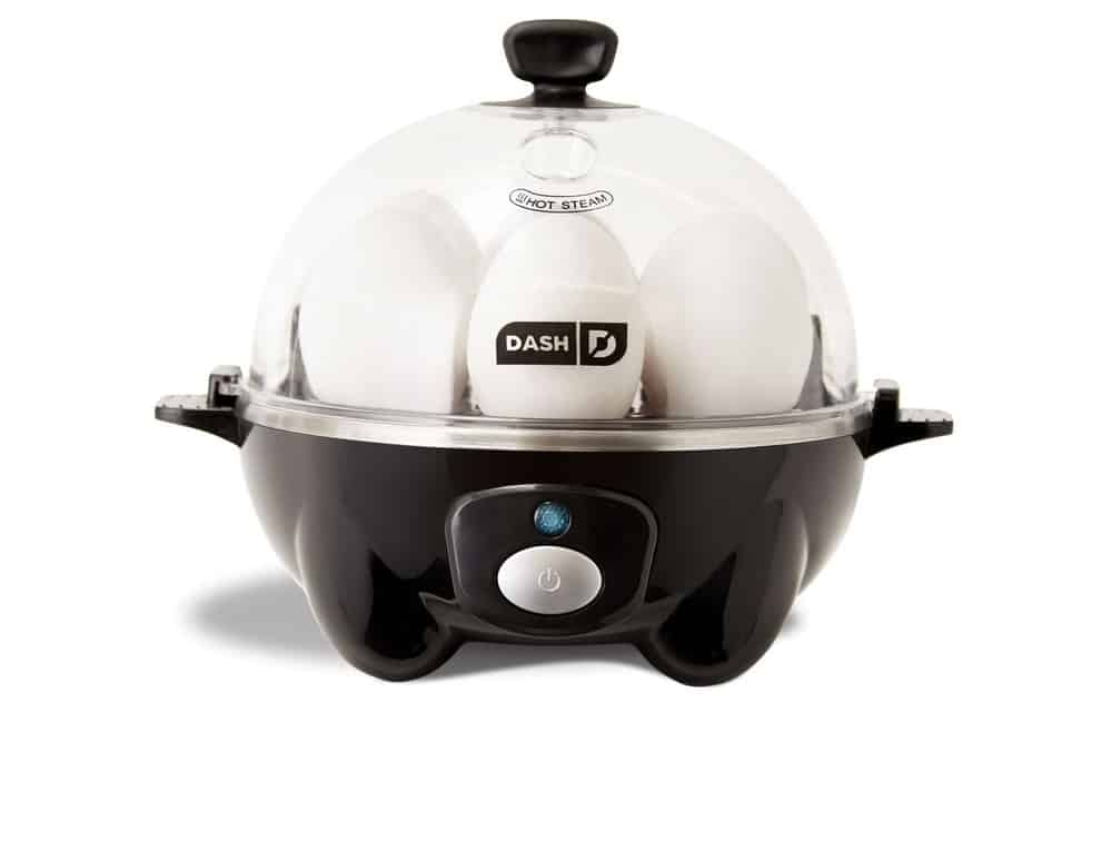 Egg and Cooker
