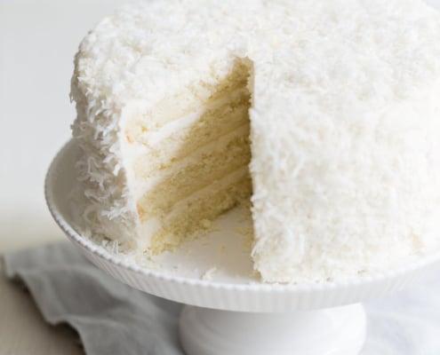 3-day coconut cake