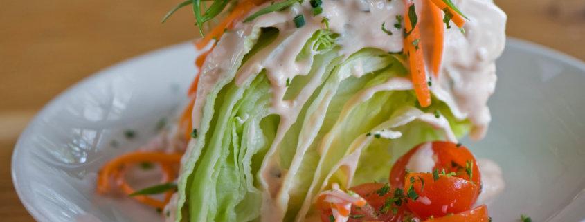 salad wedge