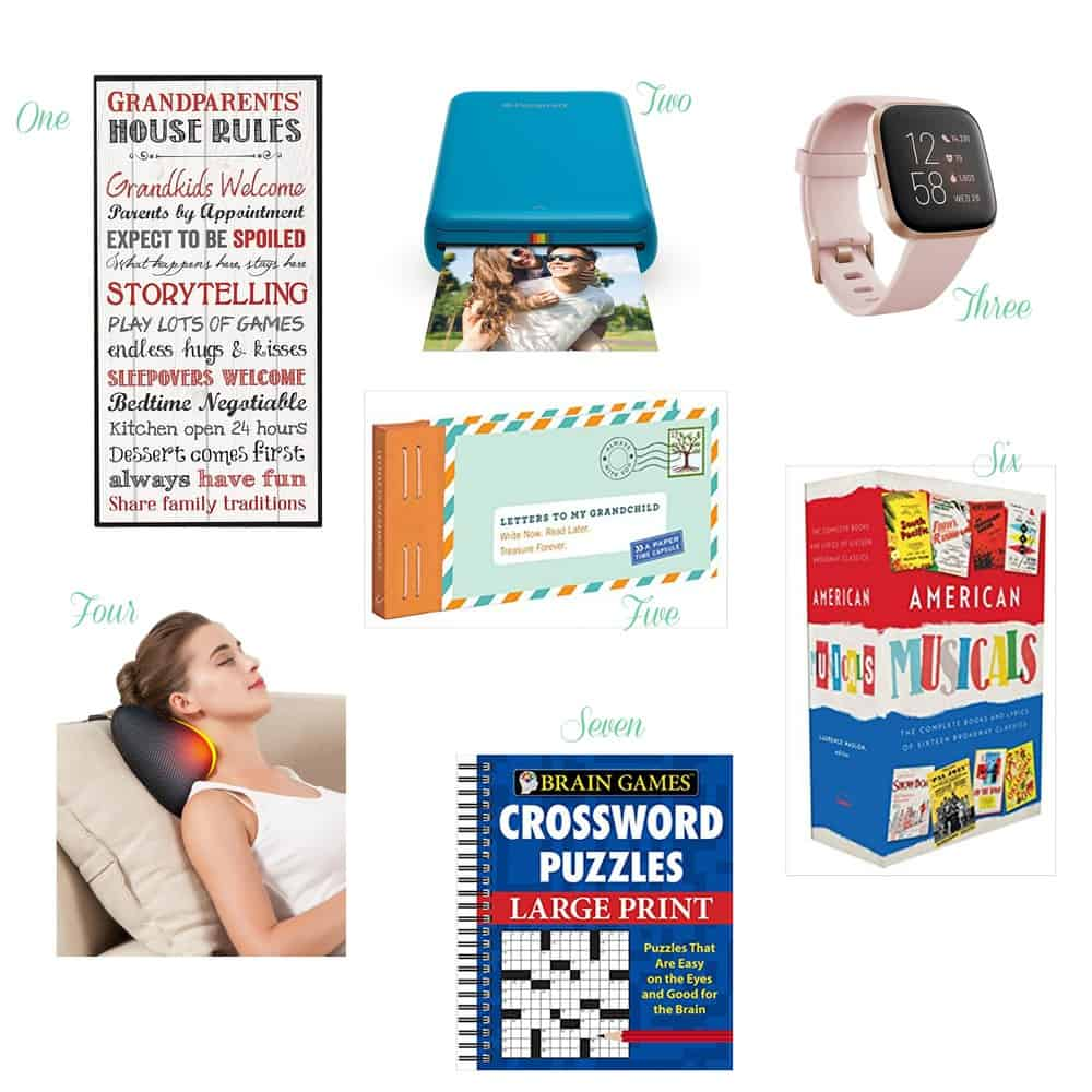 Grandparents Gift Guide