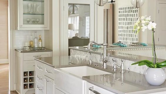 Countertop and Kitchen
