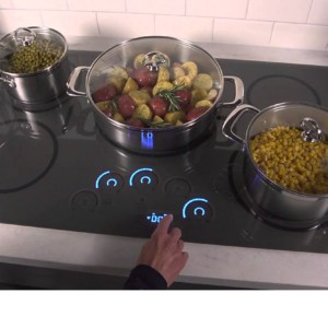 induction cooktop GE-Cafe