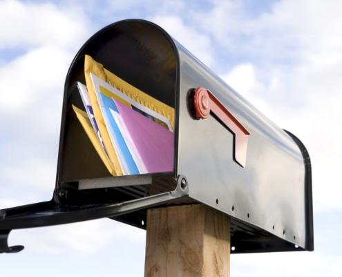 Mail and Box