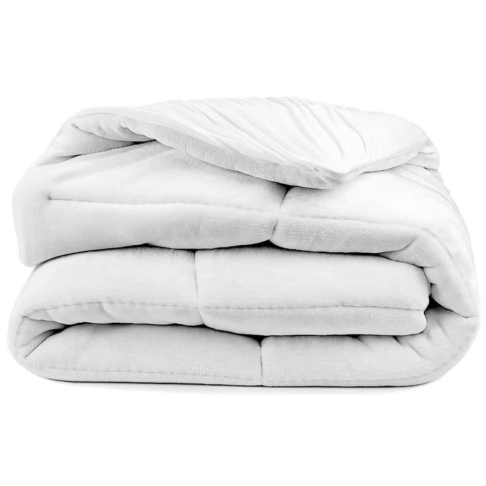 Cushy, soft, mattress pad for the college-bound grad