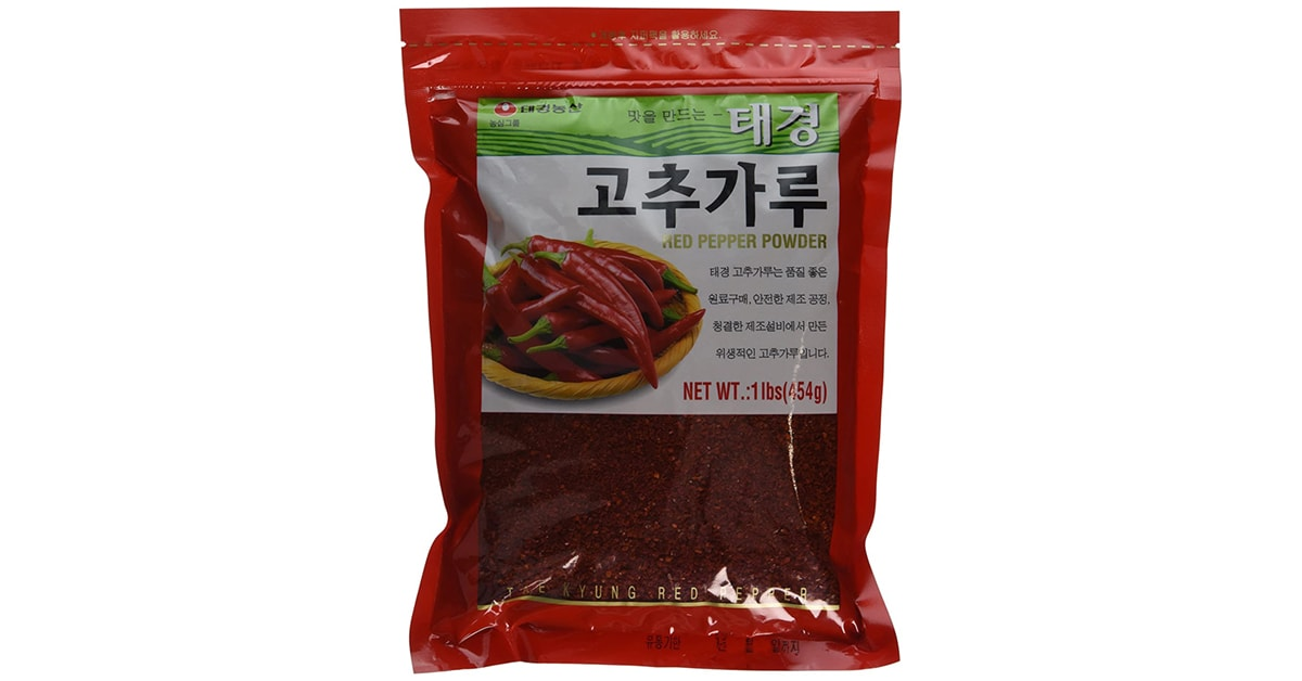 red bag bulk red pepper powder