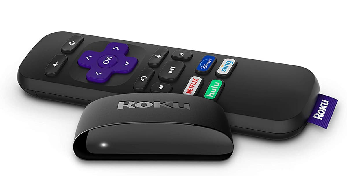 Roku Express Streaming HD Player