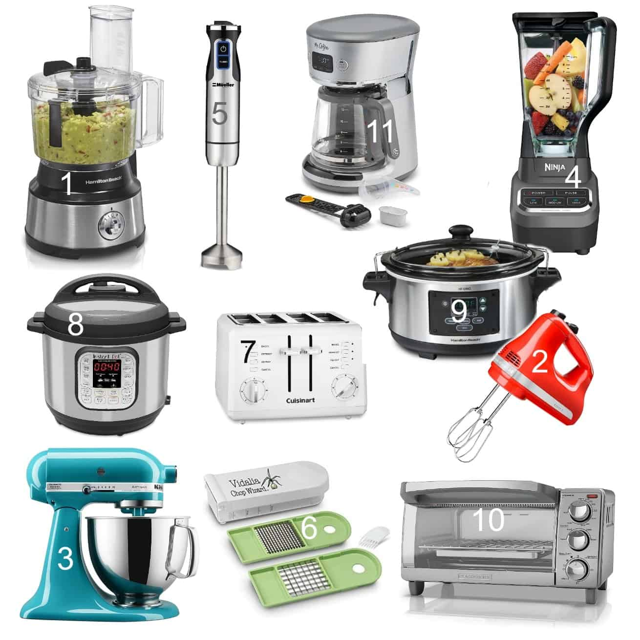 Best Inexpensive Small Kitchen Appliances Everyday Cheapskate