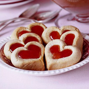Double Thumbprint Cookies