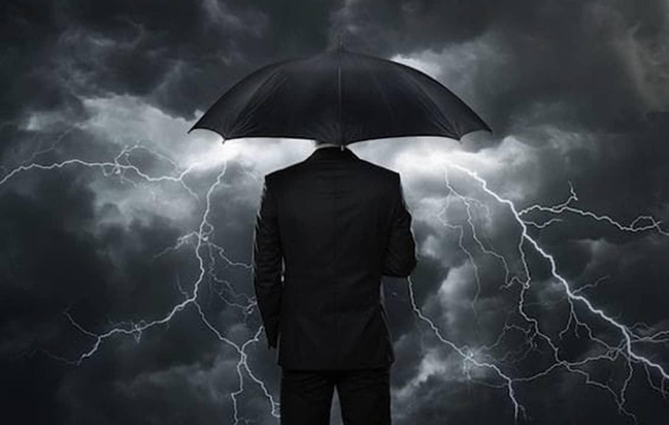 umbrella in store