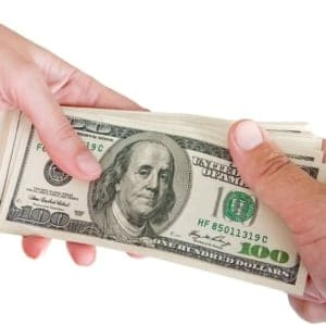 Lending money to a family member can get sticky